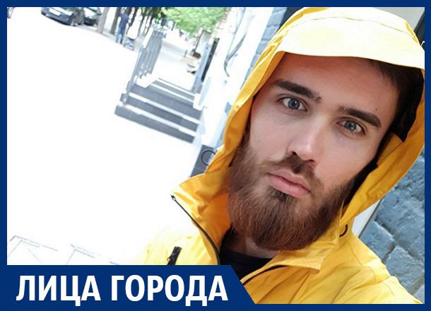 Бородачи пусть спят спокойно, - воронежский барбер Руслан Шамсиев