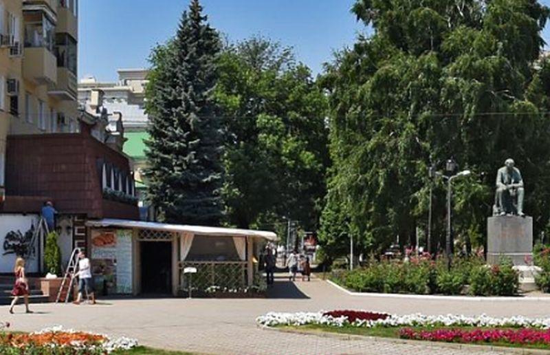Элитный ресторан «Старый город» в центре Воронежа сменил хозяев
