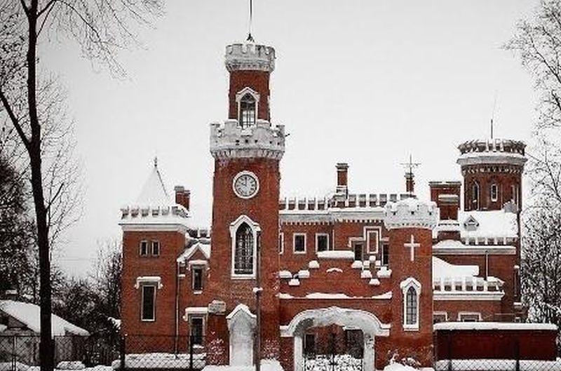 Дворцовый комплекс Ольденбургских под Воронежем закрыт до конца января