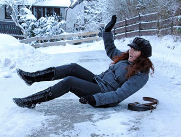 Жители Воронежа получили обморожение за первую неделю весны