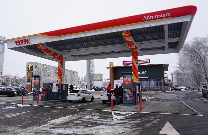 Для тех, кто ценит деньги, время и комфорт: первая автоматическая АЗС ВТК открылась в Воронеже