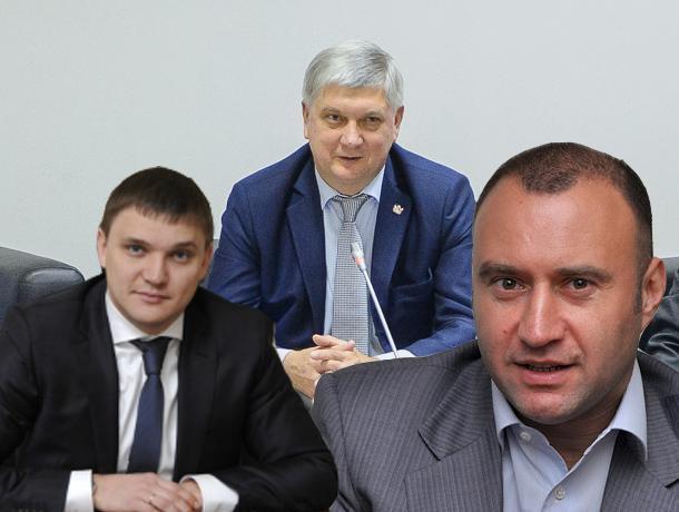 Самого нищего воронежского депутата Чуйко сватают в министры губернатора Гусева