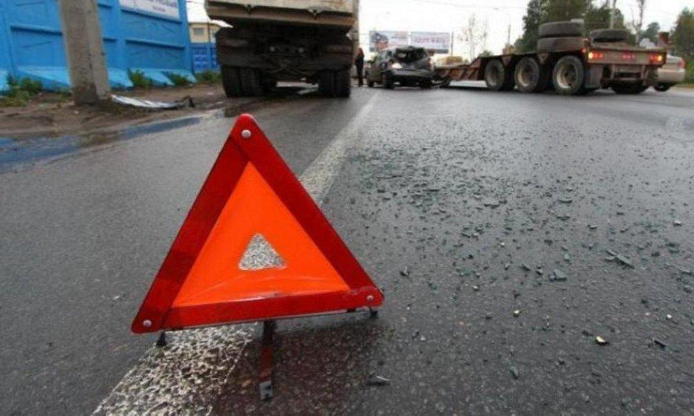 В столкновении «семерки» и «Приоры» под Воронежем пострадали трое пассажиров