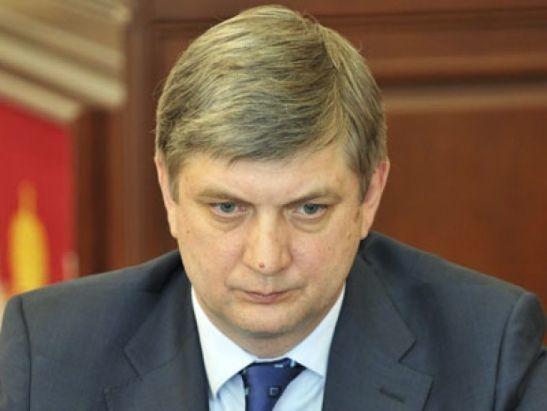 Воронежский губернатор Гусев в новом качестве слушал наказы президента