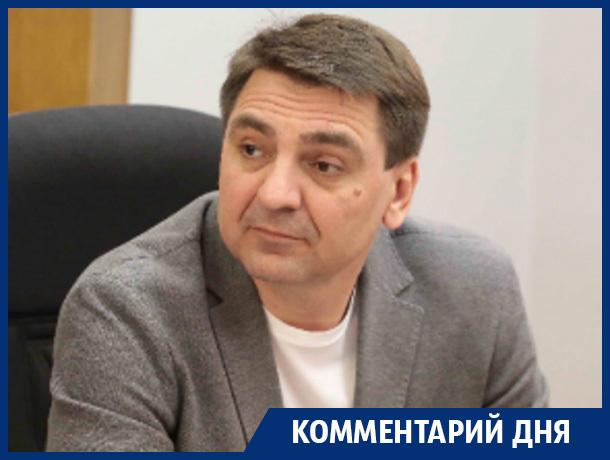Андрей Марков наконец-то стал честным к воронежским единороссам