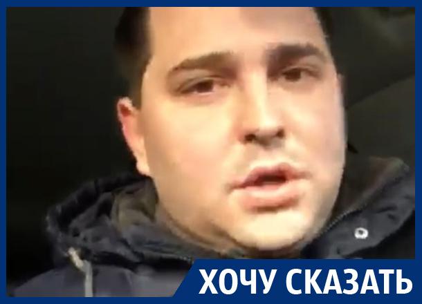 Мою машину убили воронежские дороги! - житель столицы Черноземья