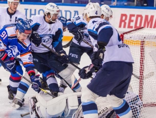 Тренер «Бурана» назвал хоккеистов сонными после разгромного поражения