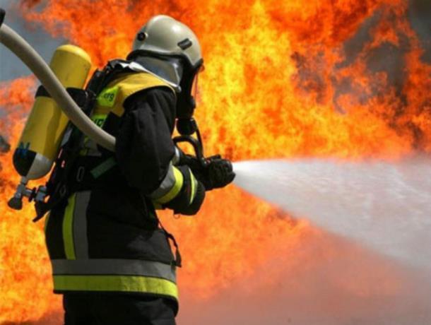 После смерти при пожаре бабушки с внучкой в Воронеже возбудили уголовное дело