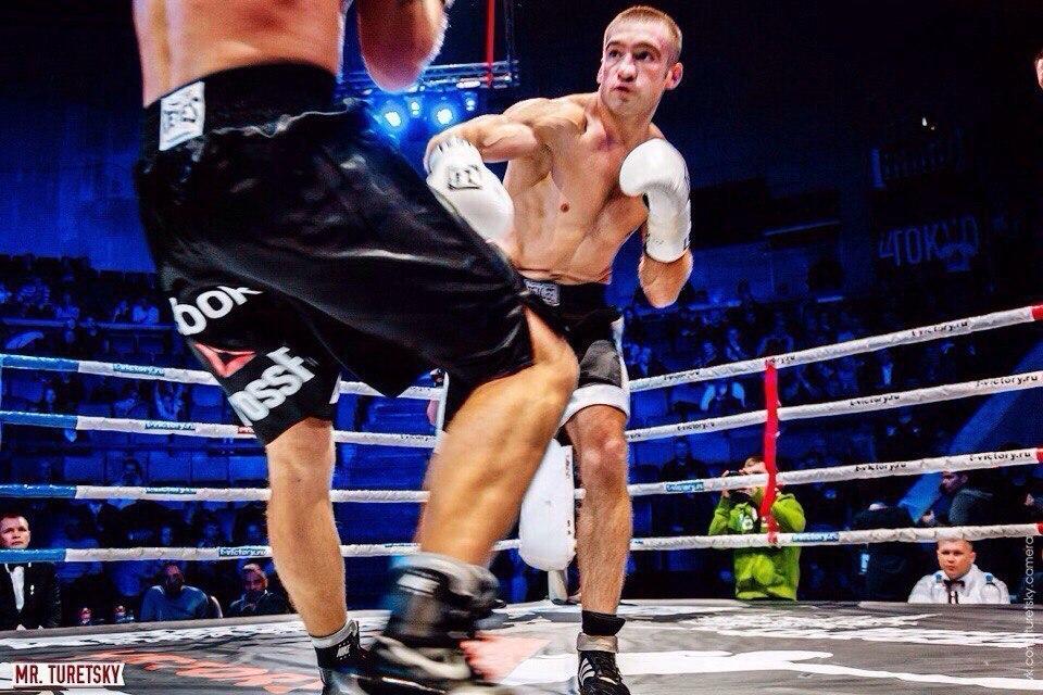 В прямом эфире на вопросы воронежцев ответит знаменитый боксер Сергей Шарапов