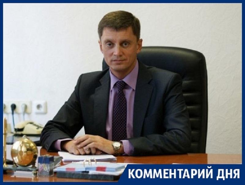 Сергей Корчевников принял предложение губернатора Гусева «как военный человек»