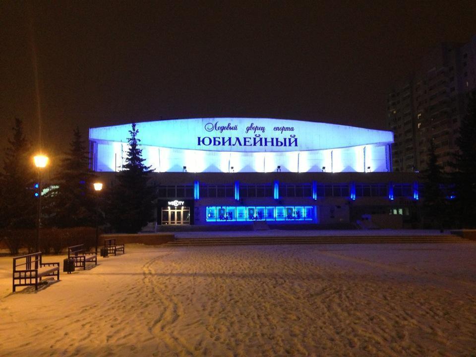 В центре Воронежа на сутки закроют проезд к ДС «Юбилейному»