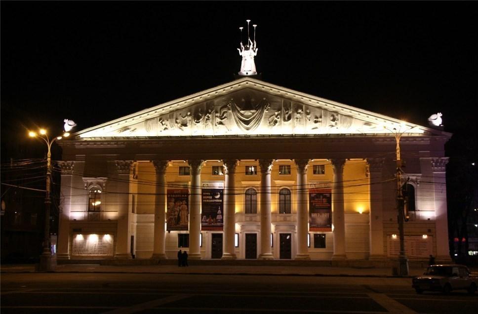 Проект реконструкции Воронежского театра оперы и балета оценили в 30 млн рублей