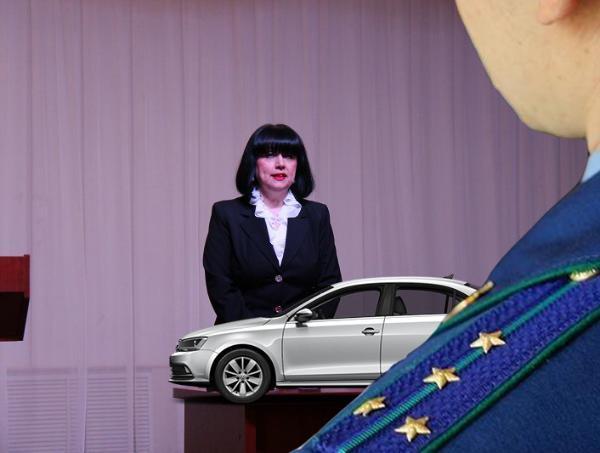 Прокуратура проверила закупку Volkswagen Воронежским юридическим техникумом