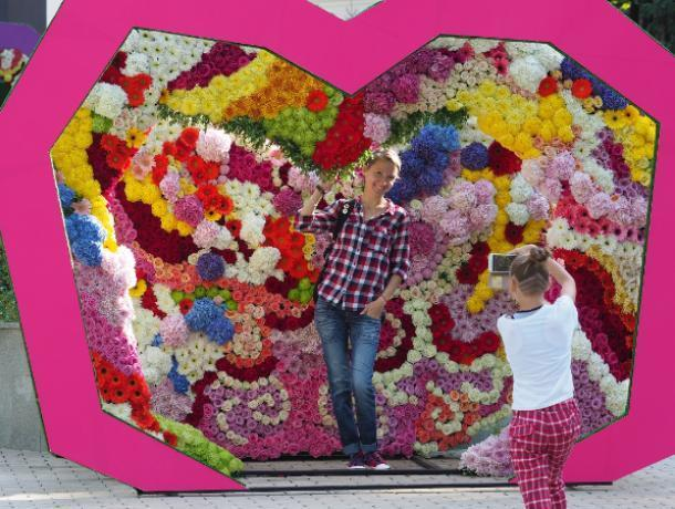 280 000 человек посетило международный фестиваль «Город-Сад»