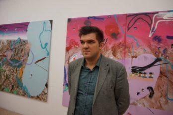 Иван Горшков представил в Воронеже свою выставку фотожаб
