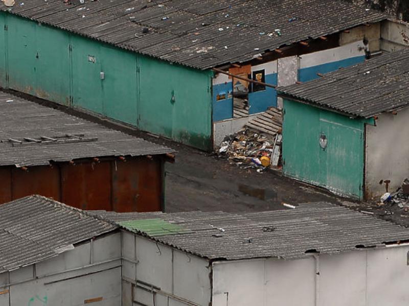 Стали известны адреса гаражей, которые снесут в Воронеже
