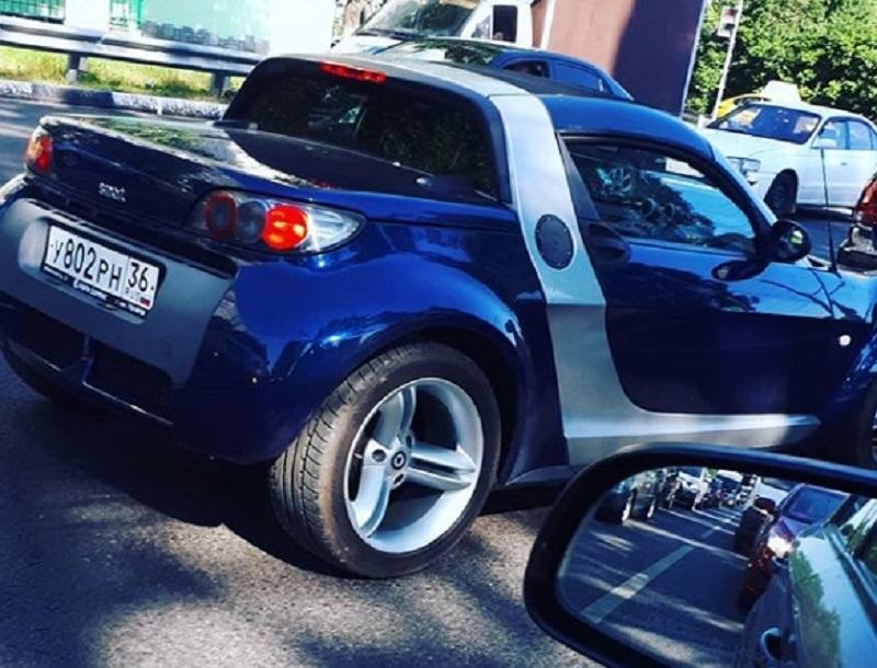 Лучшую машину для скорости и парковки нашли в Воронеже