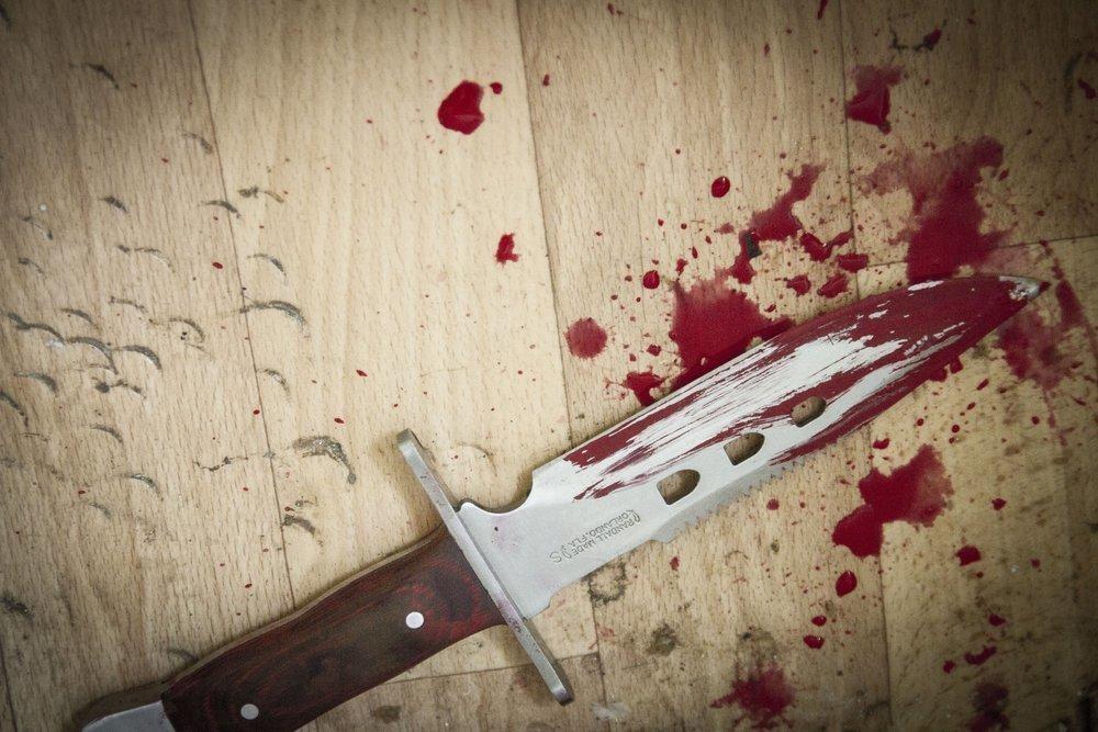 В квартире Воронежской области мужчина зарезал двух своих друзей