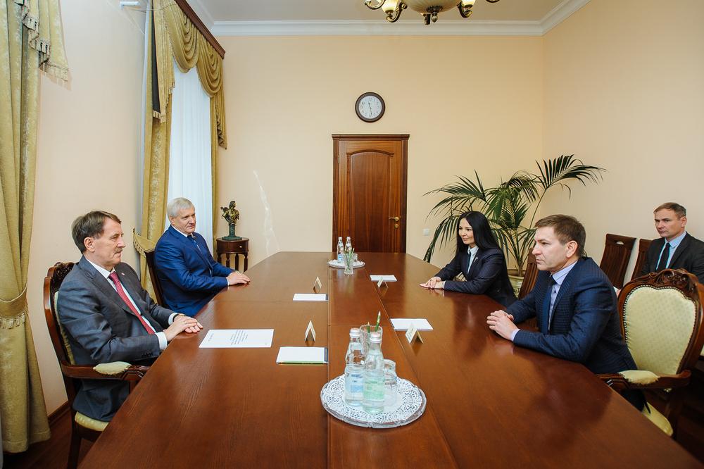 Управление Минюста РФ поВоронежской области возглавила Алла Стрелкова