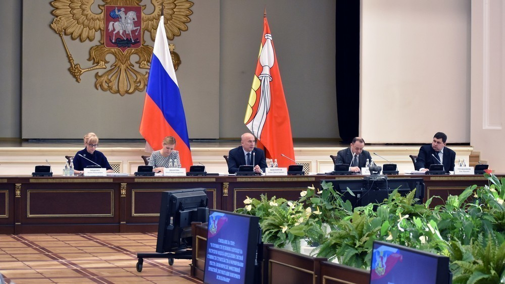 ВМинстрое подчеркнули успехи Воронежа вобласти проектирования соцобъектов— Похвала повторного использования