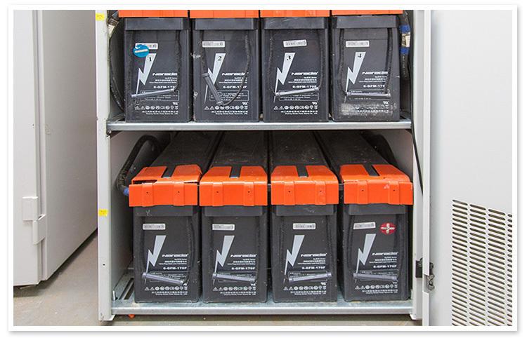 Теперь красть аккумуляторы с базовых станций сотовой связи никто не будет