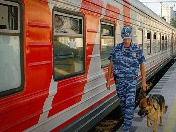 Воронежскую электричку эвакуировали из-за бесхозных вещей