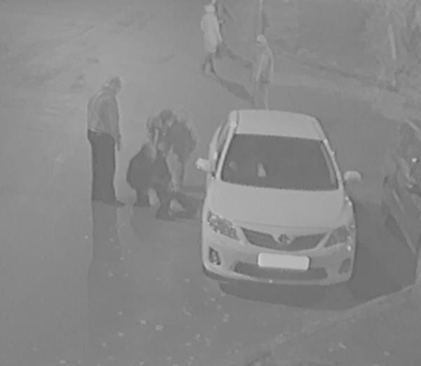 Врачи БСМП показали, за что охранники тащили пациента по асфальту