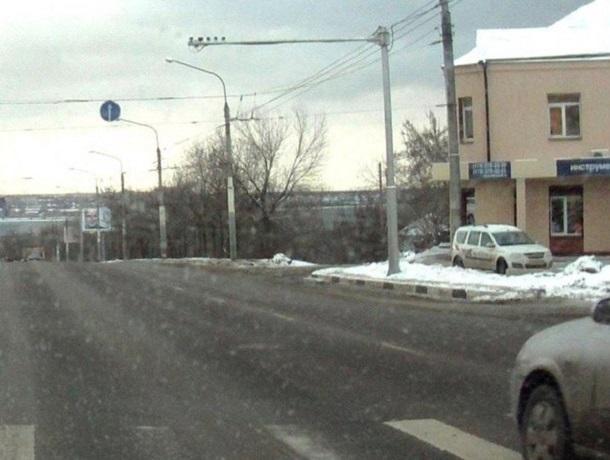 Автомобилистов предупредили о новой камере видеофиксации в Воронеже
