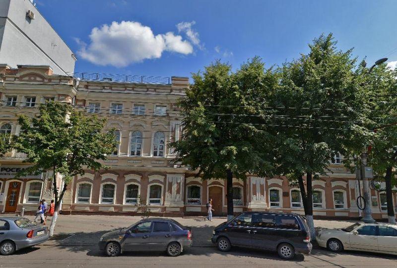 В центре Воронежа на продажу выставили объект культурного наследия