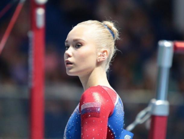 Воронежская гимнастка Мельникова не дотянула до «бронзы» в Швейцарии