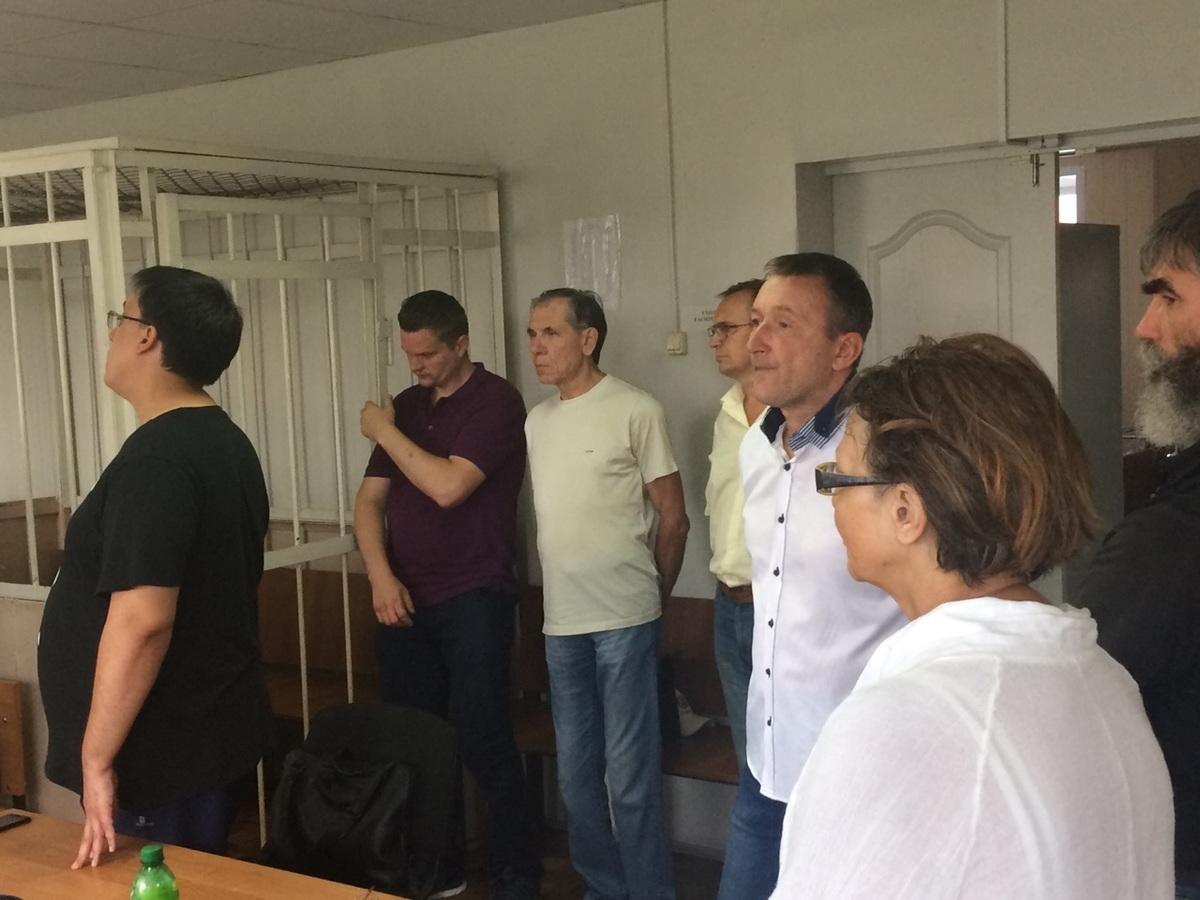 Воронежским антиникелевым активистам суд огласил приговор
