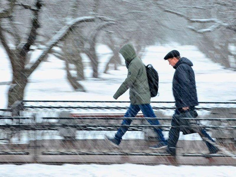 Безумные перепады температуры ждут воронежцев на рабочей неделе