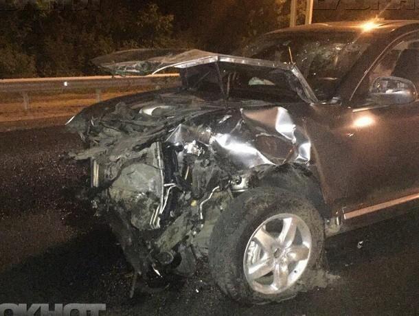 Виновный в смертельном ДТП под Воронежем водитель Porsche Cayenne отправится в колонию-поселение