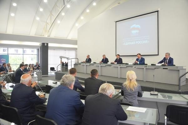 В Воронеже прошли «жидкообразные» праймериз кандидатов в губернаторы