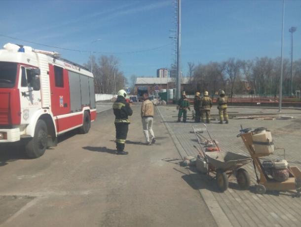 На тренировочной базе ЧМ-2018 в Воронеже нашли мину