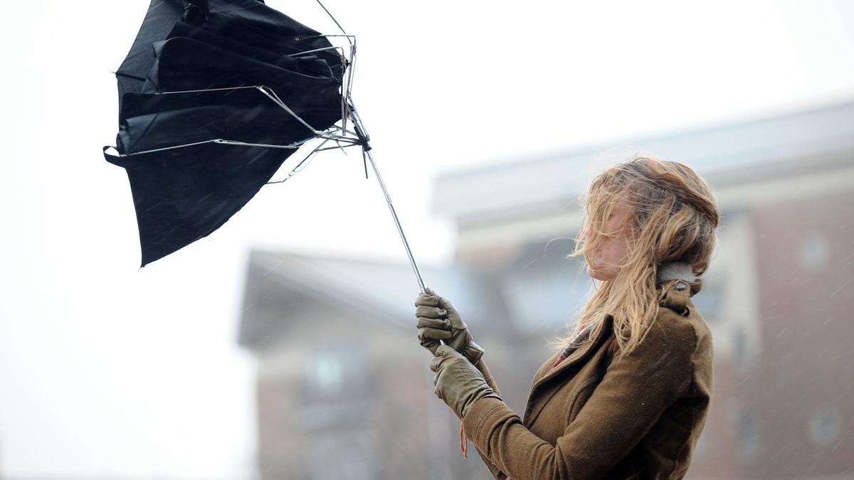 Фронтальная волна принесет в Воронеж похолодание с сильным ветром