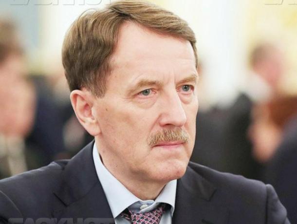 Воронежцы получили неожиданное поздравление от Алексея Гордеева