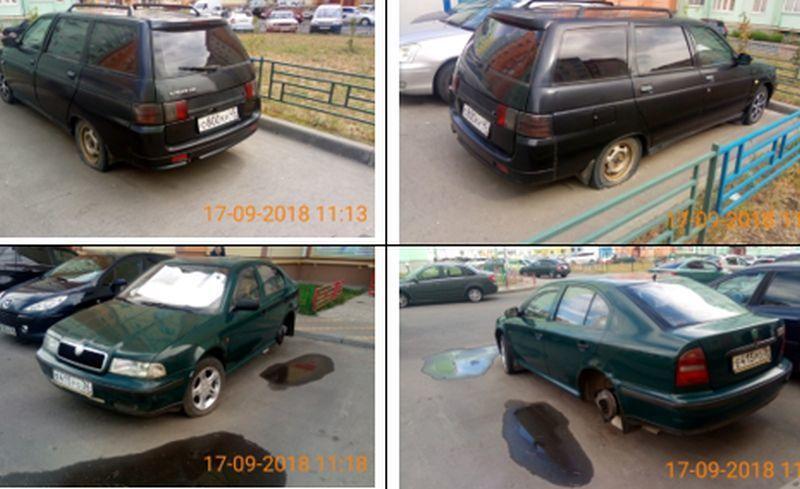 Мэрия Воронежа рассказала, какой автохлам эвакуирует в Северном микрорайоне