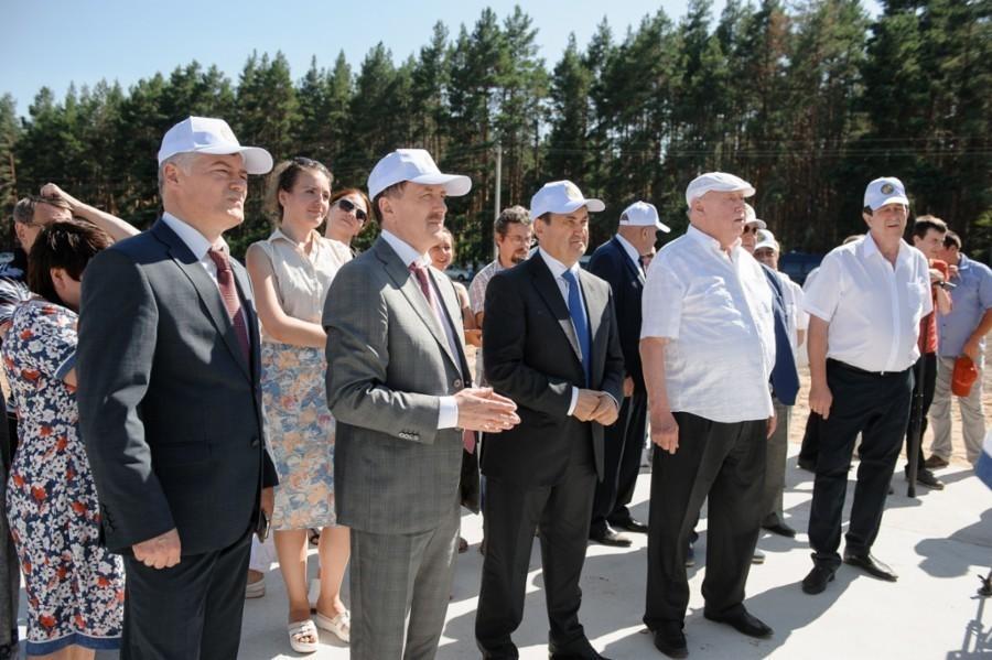 ВВоронежской области начали работы построительству молочного комплекса