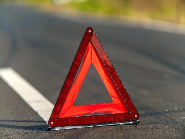Перебегающего воронежскую трассу мужчину сбил москвич на Volkswagen Polo