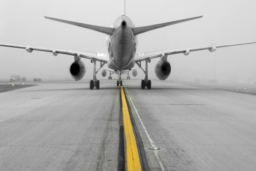 В Воронежском аэропорту из-за тумана задержали рейсы