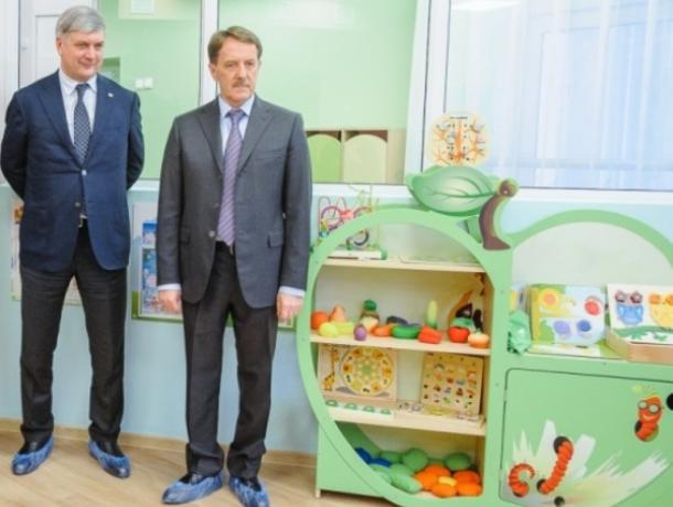 В Воронеже детский сад дал Александру Гусеву недетский процент на выборах губернатора