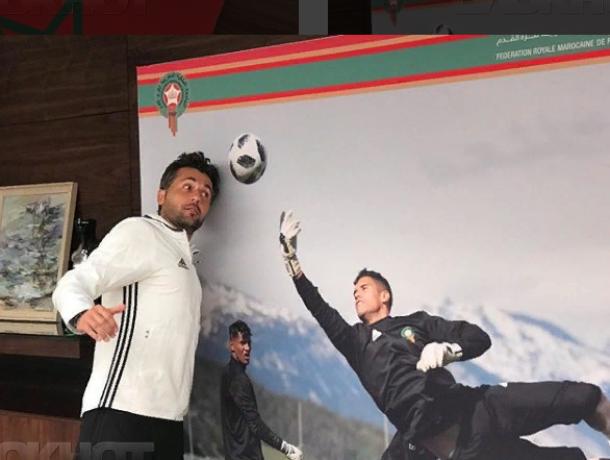 Марокканец из сборной сломал руку в Воронеже