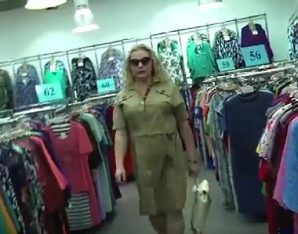 Женщины с королевскими формами могут модно одеться в Воронеже