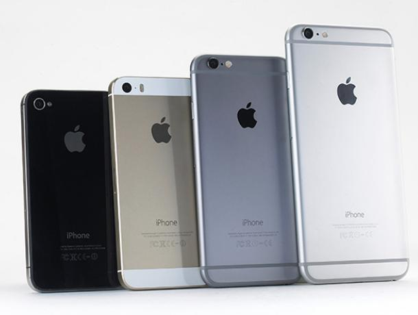 В Воронеже iPhone признали самым дорогим смартфоном для покупки с рук