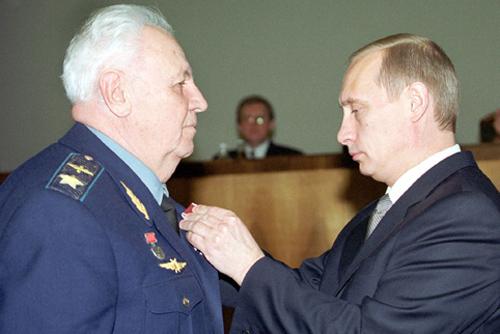 95 лет назад родился воронежский дважды Герой Советского Союза