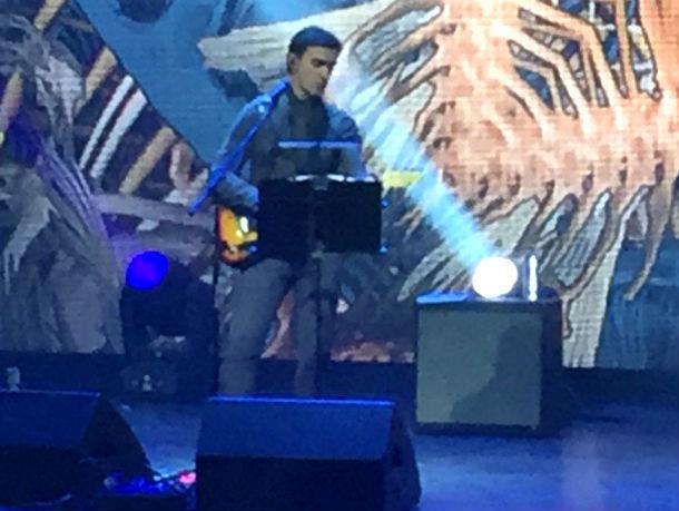 Вячеслав Бутусов удивил воронежцев неожиданным завершением «исторического» концерта