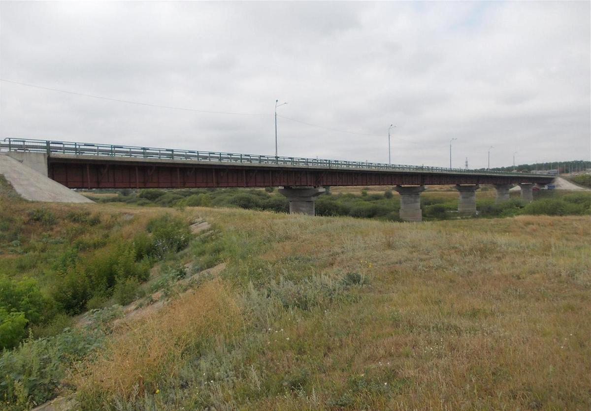 В Воронеже опять начали искать подрядчика для ремонта моста через Хопер