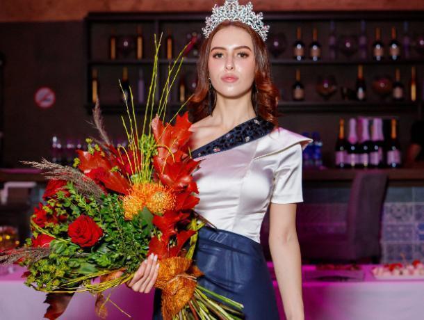 «Мисс Блокнот Воронеж-2018» стала Анастасия Светашова