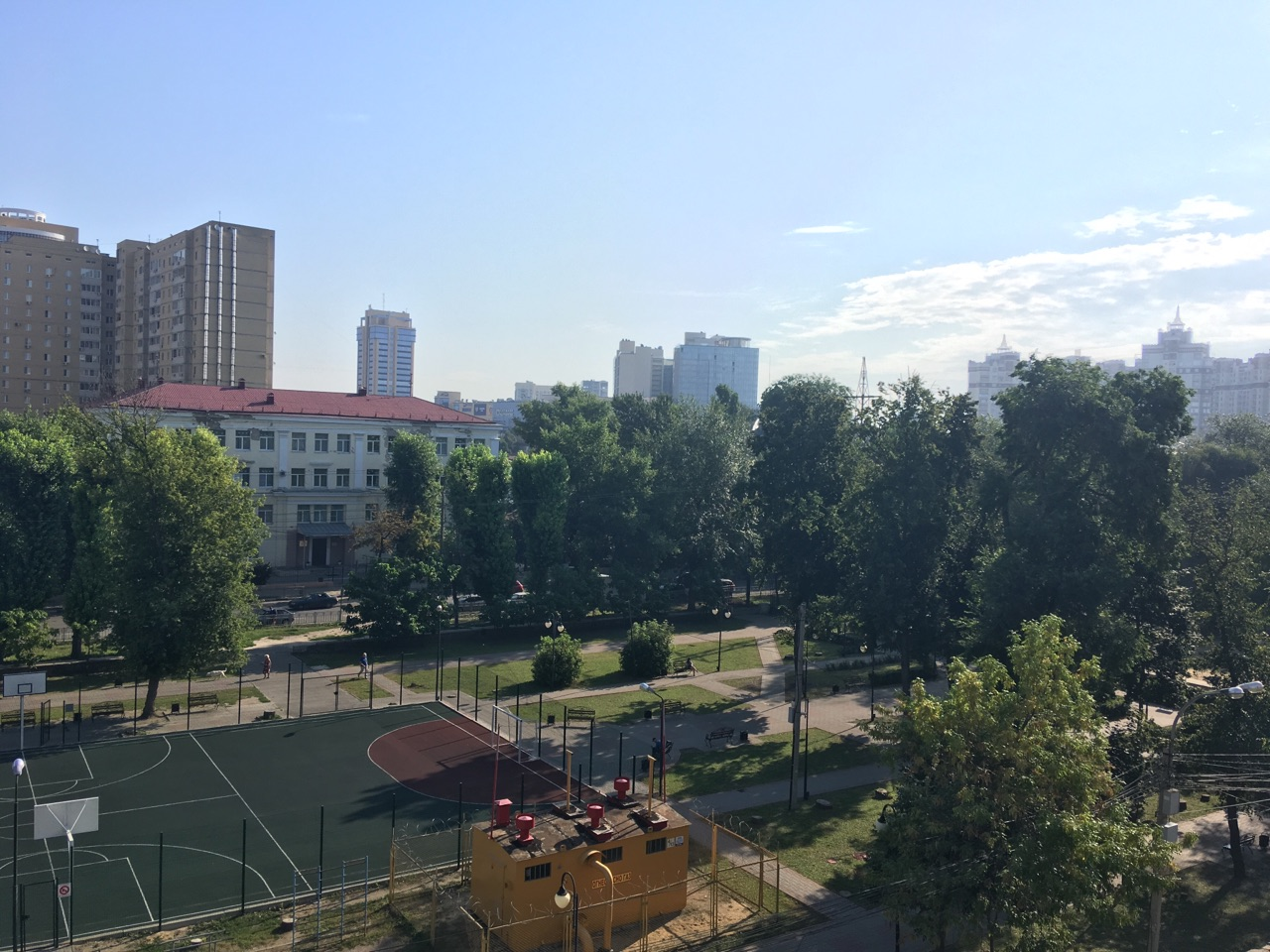 Разрушение солнечного антициклона приведет к похолоданию в Воронеже